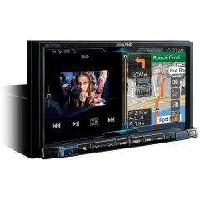Alpine INE-W710D 2-DIN multimedia nav